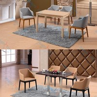 2015 upholstered dining chairs with arms