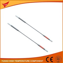 Rod type mosi2 electric heating element with thermostat