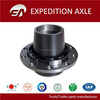 16T BPW spare part axle hub for truck trailers