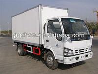 freezer body truck /meat truck body/box body truck