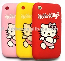 Silicone Cellphone Cover/Silicone Mobile Phone Case