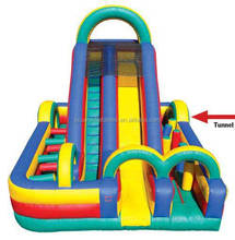 Cheap Inflatable Water Slides Swimming Pool Water Park For Sale