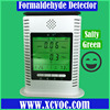 AC Power Alarm XCVOC-HT05 Portable Indoor Air Quality Monitor, Muti Gas Detector For Cars