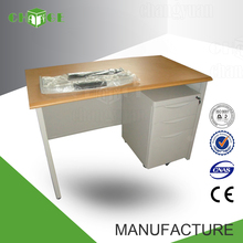 Cheap price knock down how to install computer table assemble