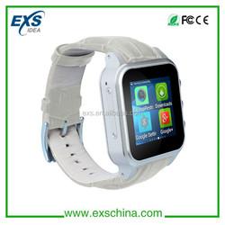 3g waterproof watch phone android smart watch smart phone