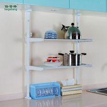 Bastidor de acero para la cocina tos-6