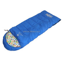 2015 aimika Kids sleeping bag with pillow with monkey cartoon pattern top sales in korea and Japan