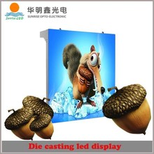 Full HD led movie player, p1.5 super high resolution led video board