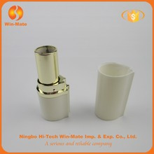 tulip shape loved by white-colloar reflects noble intellectual female charm!welcomed to order mini lipstick tube!