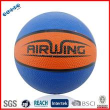 Rubber cheap match basketball ball for Kids