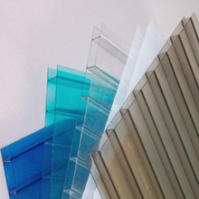 UV protected 4mm, 6mm, 8mm, 10mm polycarbonate sheet, ge polycarbonate sheet, polycarbonate hollow sheet