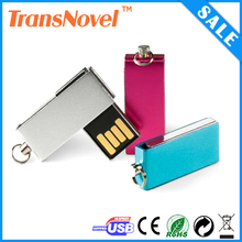 Swivel usb flash drive 2GB 4GB 8GB different color bulk cheap custom printing logo