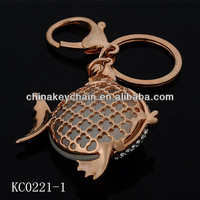 popular custom car brand key fob for decoration for wholesale
