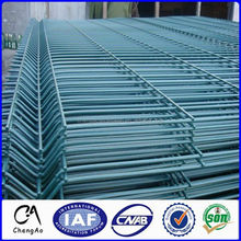Cheng Ao factory 10 Gauge plain weave PVC coated welded wire mesh panel