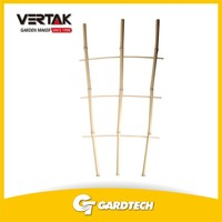 Over 15 years experience hot selling wood garden stakes