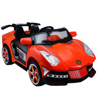 rechargeable remote modern electrical baby motor car