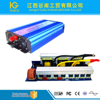 High frequency 24v 2000w dc to ac power star inverter with charger for car