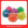 Año en año de salida proporcionar encantador colorido juguete para los niños Floting llevó bolas de billar