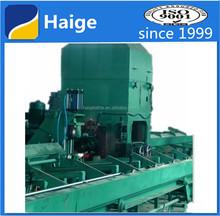 copper rod bar flattening machine with no pollution