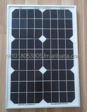 20w solar panel, solar modules for solar power system , solar generator