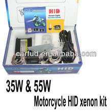 Factory direct Motorcycle HID Kit H1 H3 H4 H6M H7 H8 H9 H10 H11 H13 9004 9005 9006 9007 for Mortorcycle HeadLamp