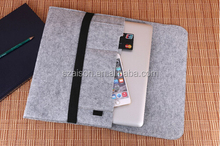 "Hot Selling laptop Sleeve Notebook Case for macbook pro/air notebook case11""13""15"""