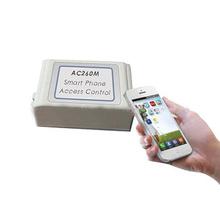 Unlock the door by smart phone wifi wireless access control