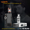 New products 2016 e-cigarette vaporizers vpark150w box mod rex dry herb vaporizer,2.5ml sub ohm tank atomizer vape starter kit