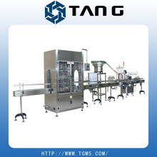 new automatic olive oil filling production line