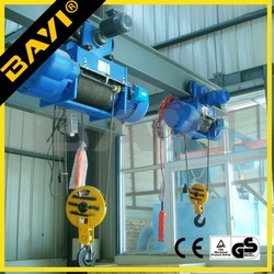 CD1 type explosion-proof lightweight electric motor hoist made in China