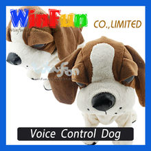 Plush Animals Toy Electric Dog Can Imitate Voice And Action of Real Dog
