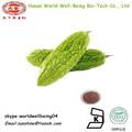 Calabaza amarga polvo de extracto / China Momordica Charantia P.E. / melón amargo en polvo