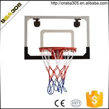 transparent plastic basketball hoop S011
