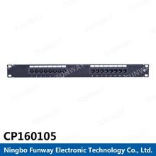 2015 Manufacturer 12 core fiber patch panel