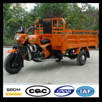 SBDM Closed Cabin 200CC Automobile Cargo Motor Tricycle