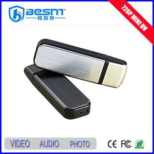 Profesional de la construcción en el reproductor 1280*960 1-16g usb mini cámara oculta bs-s828