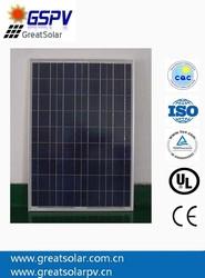 Solar panel 60W 12V polycrystalline, small size Photovolatic panel solar 60W --- factory direct sale alibaba