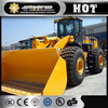 Earth moving machinery XCMG 6ton Wheel loader LW600K