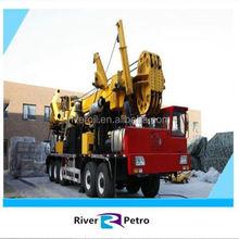 Súper ventas mineral exploración XY-5T núcleo / minería dring rig para oilfield uso