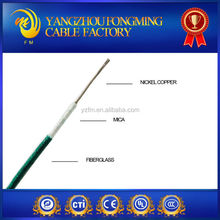 UL5359 600V 450C High Temperature and High Voltage Mica Glass Insulation Electric Wire Manufacturer