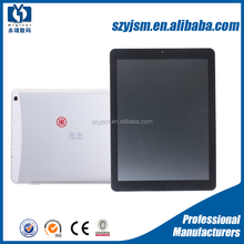 9.7 inch quad core tablet pc with full function: Build in 2G, 3G, GPS, Bluetooth, FMP Bluetooth 4.0
