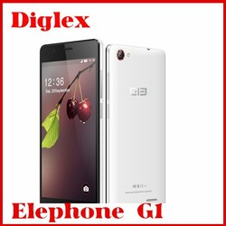 2015 New Product Elephone G1 Android 4.4 Mtk6582 512MB+4GB 5Mp Smartphone