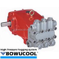 multi-purpose 316L high pressure water plunger pump