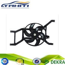 High Performance Auto Radiator Cooling Fan For RENAULT LOGAN Faza Sandero OEM 8200779073 6001548528