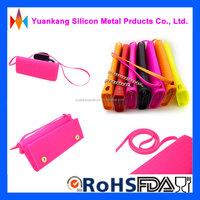 Fashion rubber silicone shoulder bag/single shoulder bags sling bag/silicone shoulder bag for girls