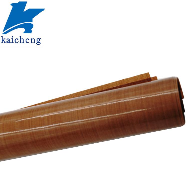 Teflon kaplı fiberglas yüksek sıcaklığa dayanıklı bez