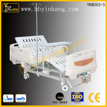 YKB003-5 2015 HOT SALE!!! CE accapted,2-Crank Manual Hospital Bed/ Medical Equipment