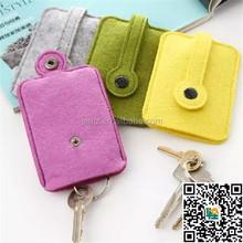 new style commercial wool felt key holder