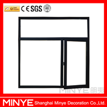 Shanghai cheap price aluminium casement window/ aluminium casement window/aluminium casement windows