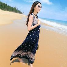 Manufacturers Women Lady Girl Clothing 6009 # real shot summer seaside resort beach dress chiffon floral bohemian dress